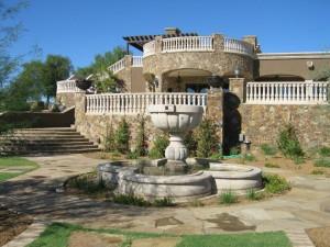 Architecturally Designed Custom Home Tucson Arizona