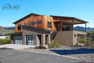 Modern Industrial Design in Phoenix, Arizona